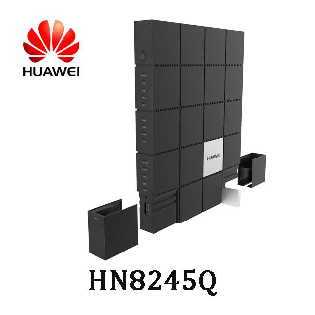 华为HN8245Q万兆光猫安装与设置